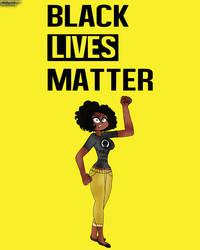 Tiana on Black Lives Matter