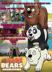 We Bare Bears The Movie Poster 2