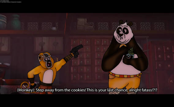 Fake Screenshot - Caught in the Cookie Act