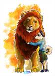 Aslan's Return