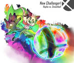 New Challenger! Smashin' Intro