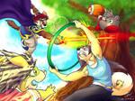Super Smash Hype Kiriban 2