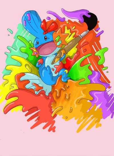 oOo~La gallerie de Mudkip le magnifique~oOo Pokesona_contest_by_fairy_touch-d2plrjs