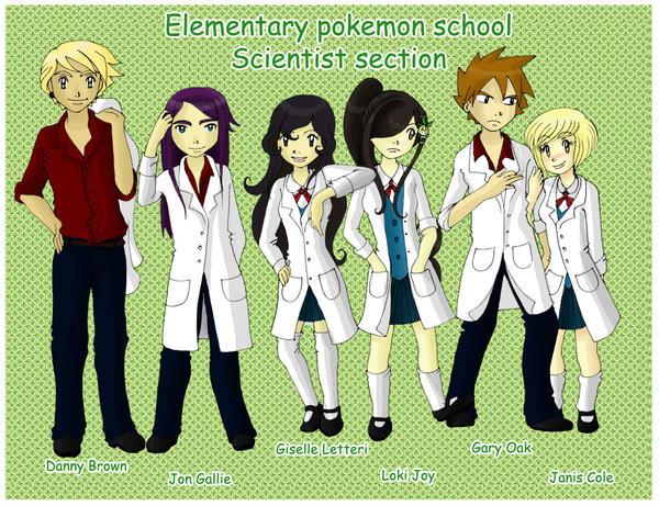Gary, Loki, les amours de Ash et compagnies... Scientist_section_by_fairy_touch-d2yzy90