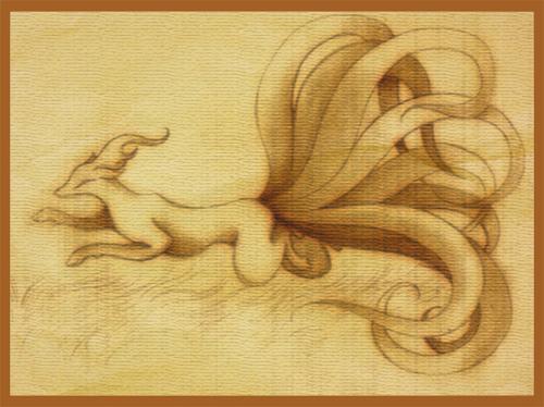 oOo~La gallerie de Mudkip le magnifique~oOo Ninetales_by_fairy_touch-d2z4g50