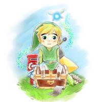 Chibi Link by cl-em