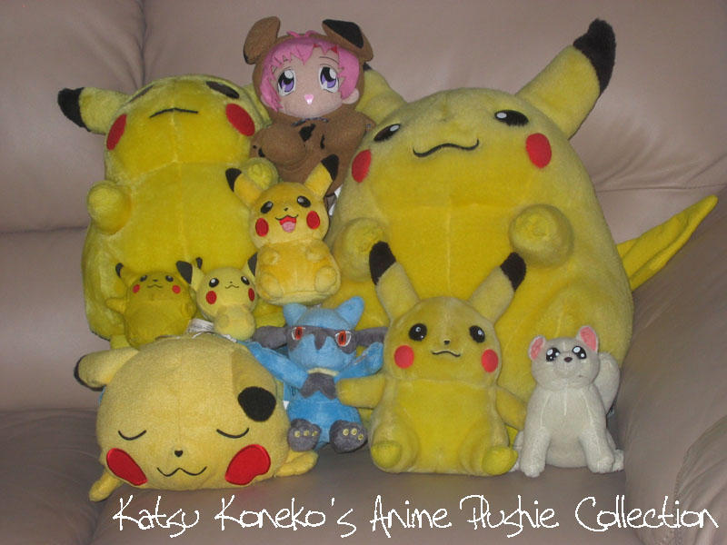 My Anime Plushies -OLD-