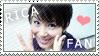 Rica Matsumoto Stamp by Katsu14