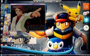 December Desktop - OBJECTION by Katsu14