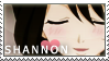 ShannonSayo Stamp by Katsu14
