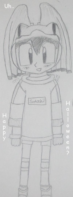 Alien9Poke - Alien Hunter Ash by Katsu14