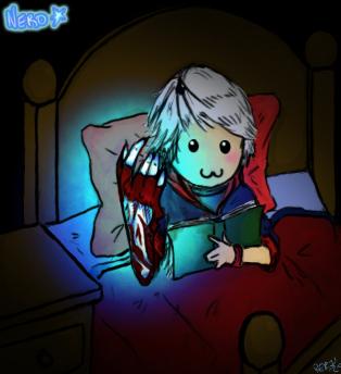 Nero at night by ShiOkami-chan