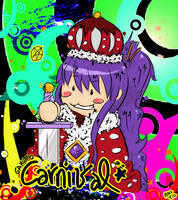 Gakupo Carnival by ShiOkami-chan