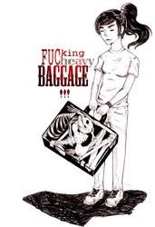 Heavy Baggage by ShiOkami-chan