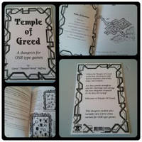 Temple Of Greed by ThaumielNerub