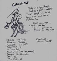 Gobbowolf by ThaumielNerub