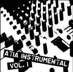 Atia Instrumental vol 1 cd cover