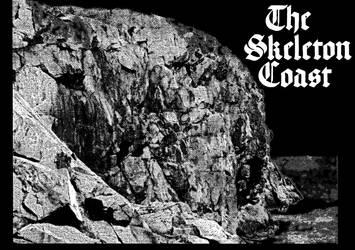 Skeleton Coast cover WIP by ThaumielNerub