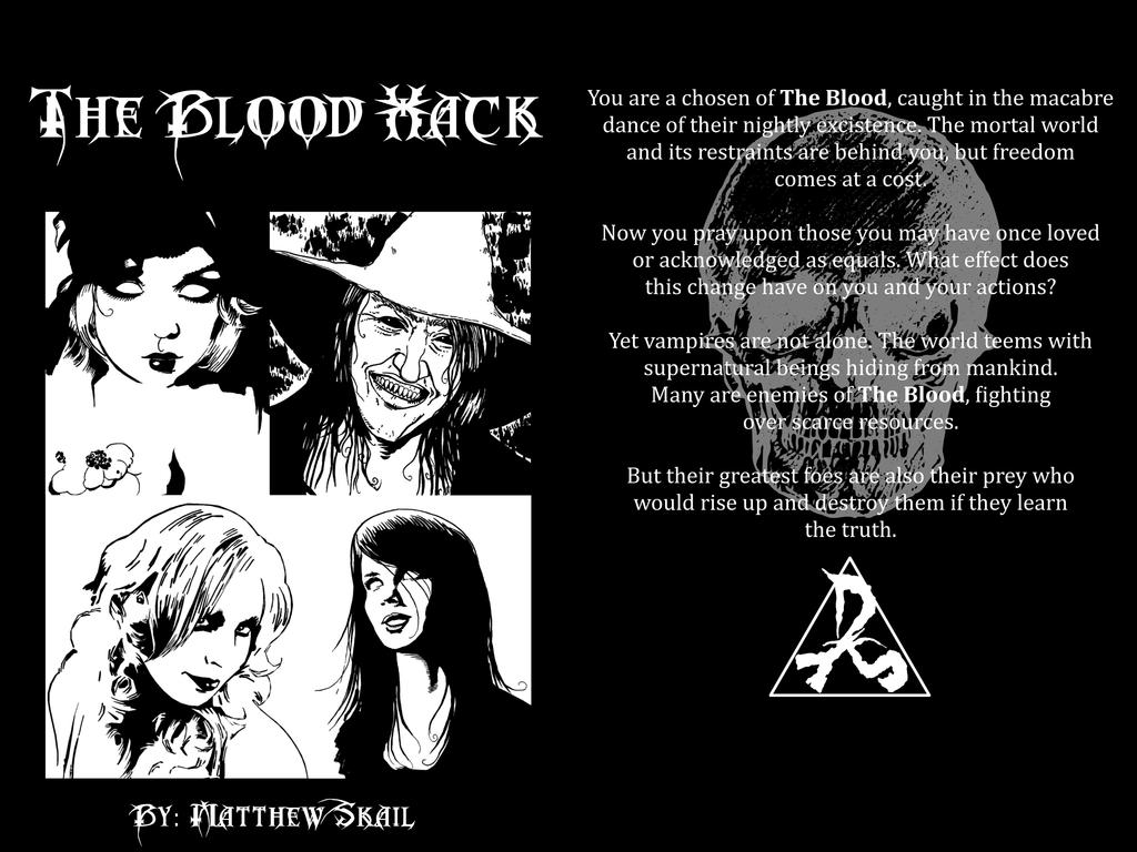 The Blood Hack covers by ThaumielNerub