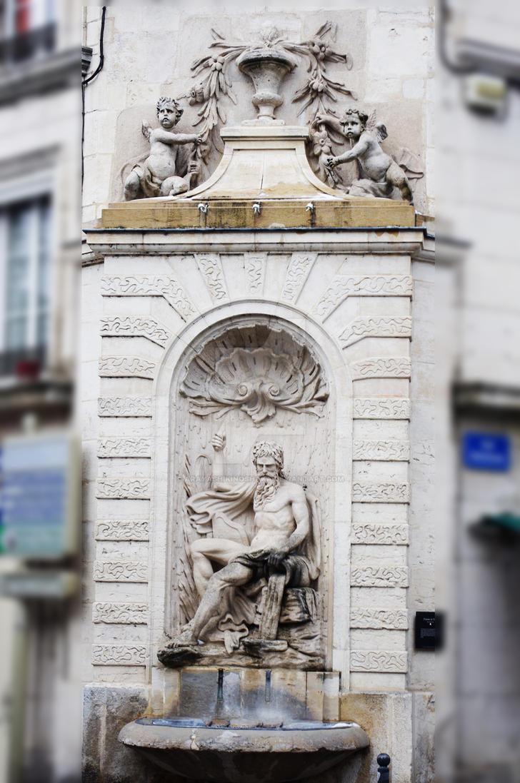 Poseidon Neptune Greek Roman God of the Sea Statue