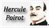 Stamp - Hercule Poirot by Arayashikinoshaka