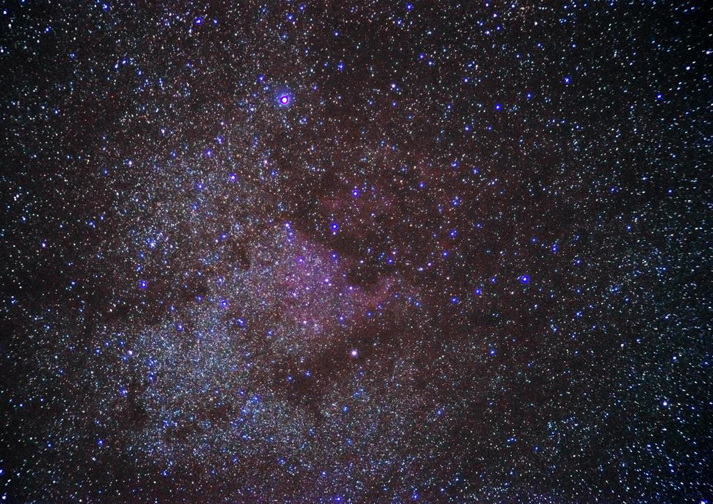 ngc7000 : North America nebula by Arayashikinoshaka