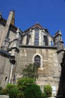Nolay's church by Arayashikinoshaka
