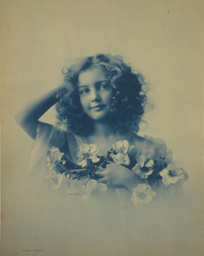 'Editha', c.1910 by Step-in-Time-Stock