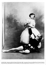 Nijinsky and Karsavina, 1910