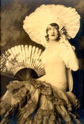 Dorothy Wegman, c. 1928
