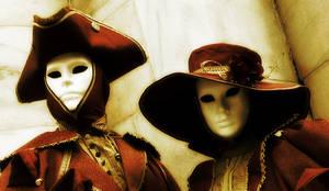 Venetian Carnival Costumes 3 by sithvixen