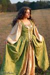 Green Dress Costume 4
