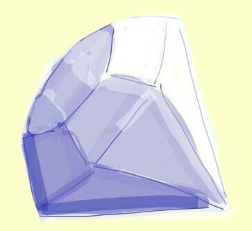 Diamond by SpaceKittyKat