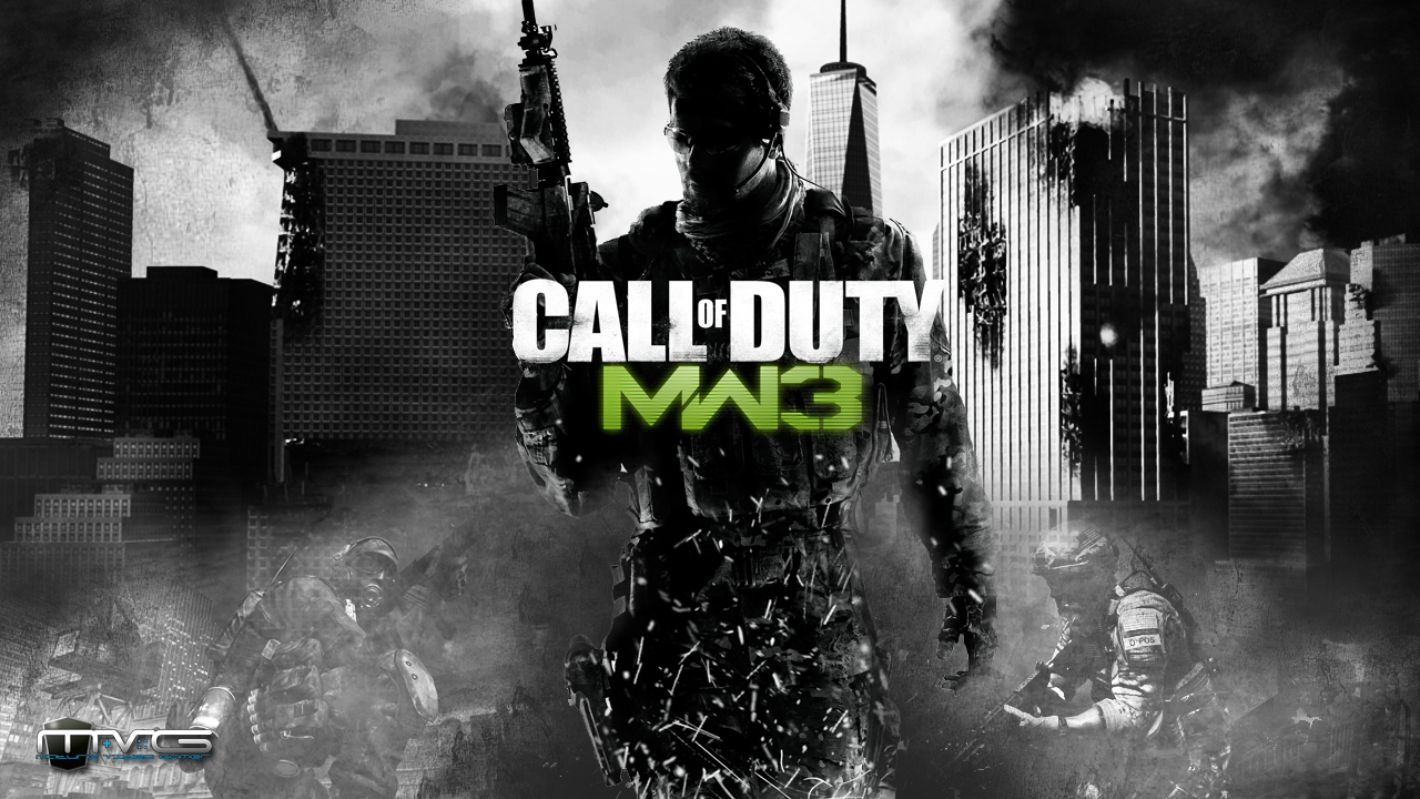 MW3 by Deaddoll666