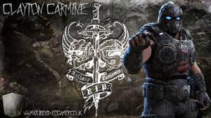 Clayton Carmine by Deaddoll666