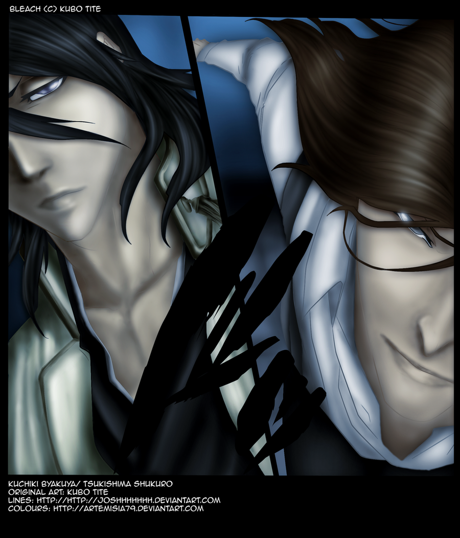 Bleach 469: Noblesse oblige by Artemisia79