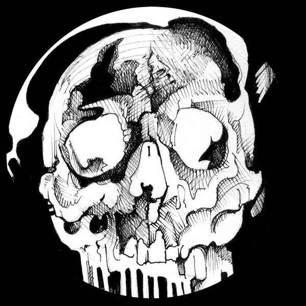 Skull Sketch By Flind On Deviantart