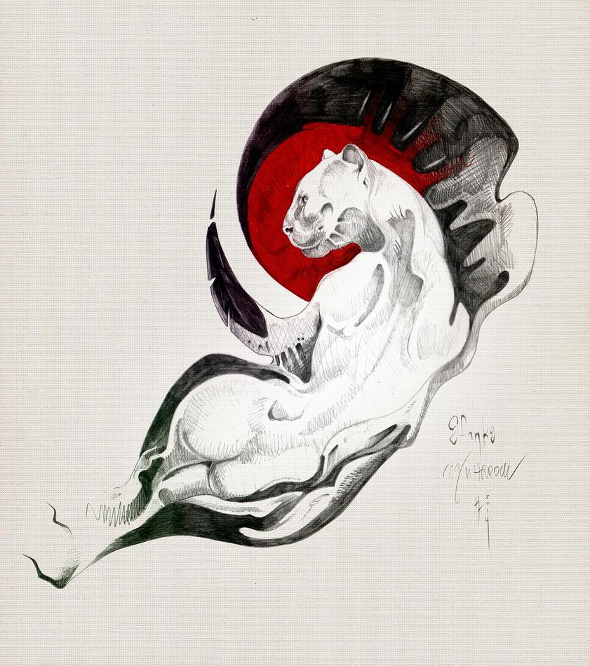 Sphinx by Flind