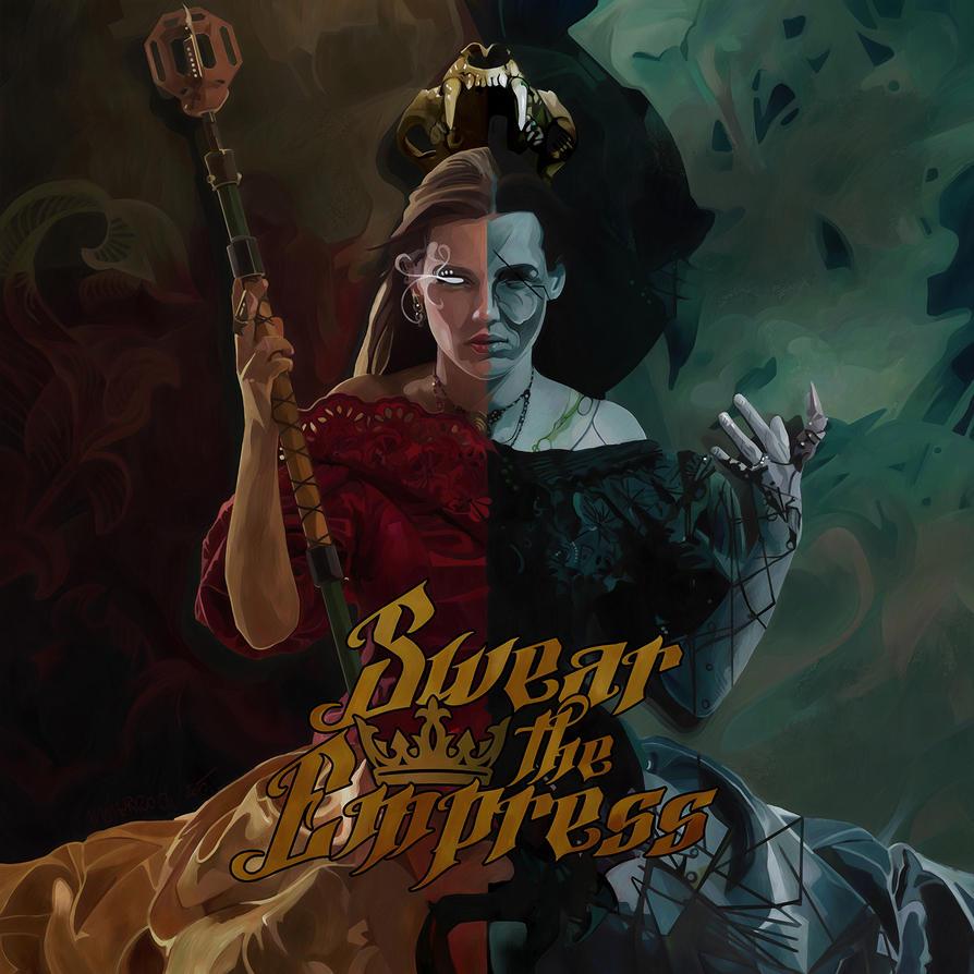 Swear the Empress by Flind
