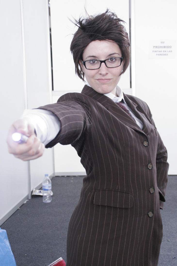Doctor Who - Cosplay of the Tenth Doctor by paddygirl on ...