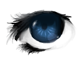 Semi-realistic eye! by Raiyenn