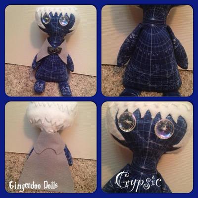 .:Gingerdoo Dolls:.Gypsic.: by criticallyAbnormal