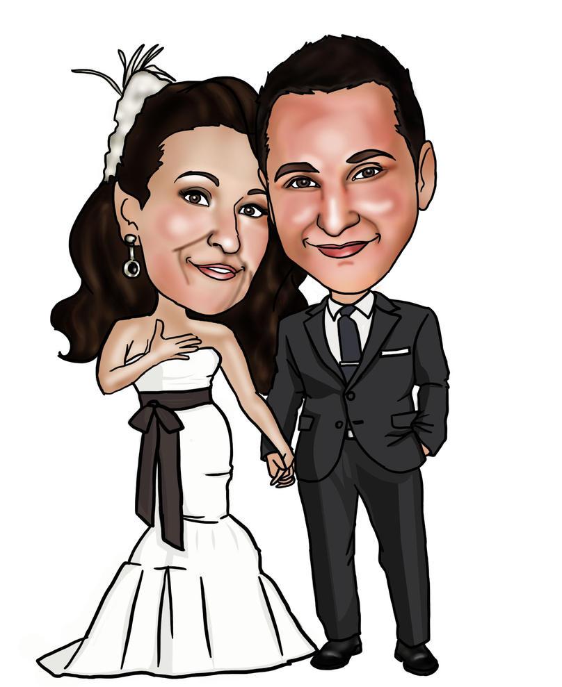 Cartoon Wedding Pictures By Neza99 On DeviantArt