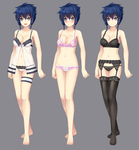Asumi concept : Underwears
