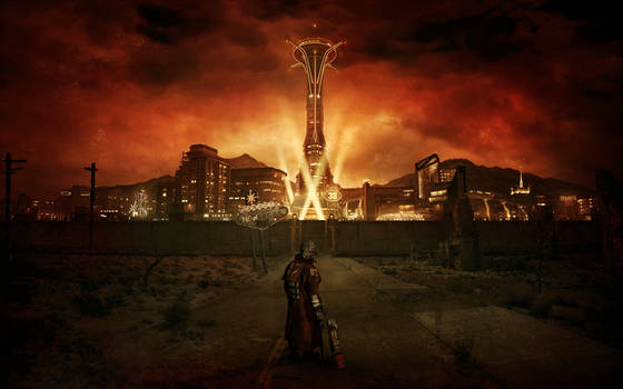 Welcome to New Vegas...