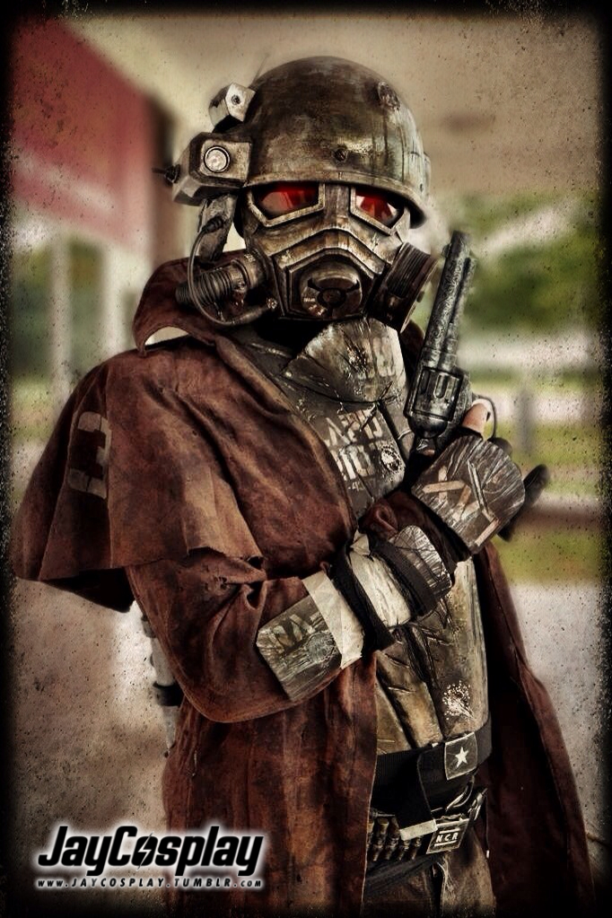 NCR Veteran Ranger 04 - AmeCon 2012 by JayCosplay