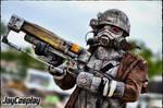 NCR Veteran Ranger 08 - AmeCon 2012 by JayCosplay