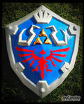 'Skyward Sword' Hylian Shield (Front)