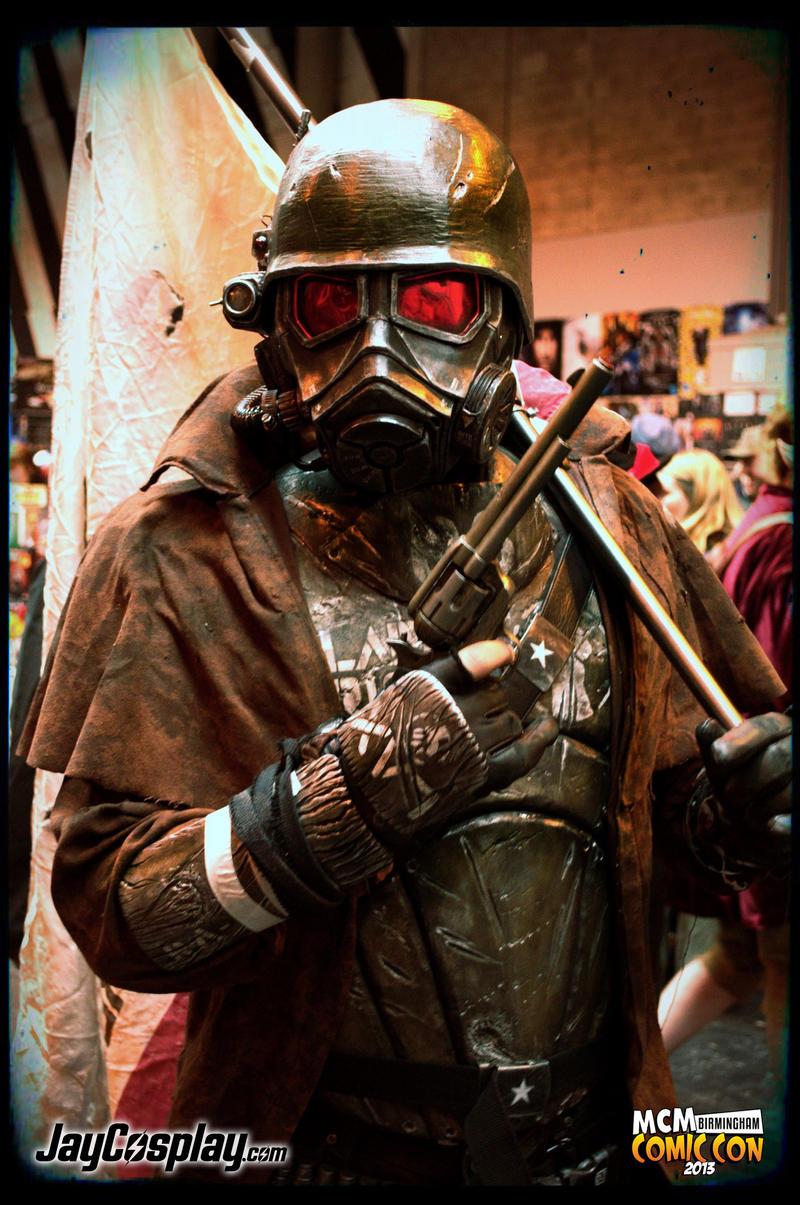 NCR Veteran Ranger 2013 #02 - MCM Expo Birmingham by JayCosplay