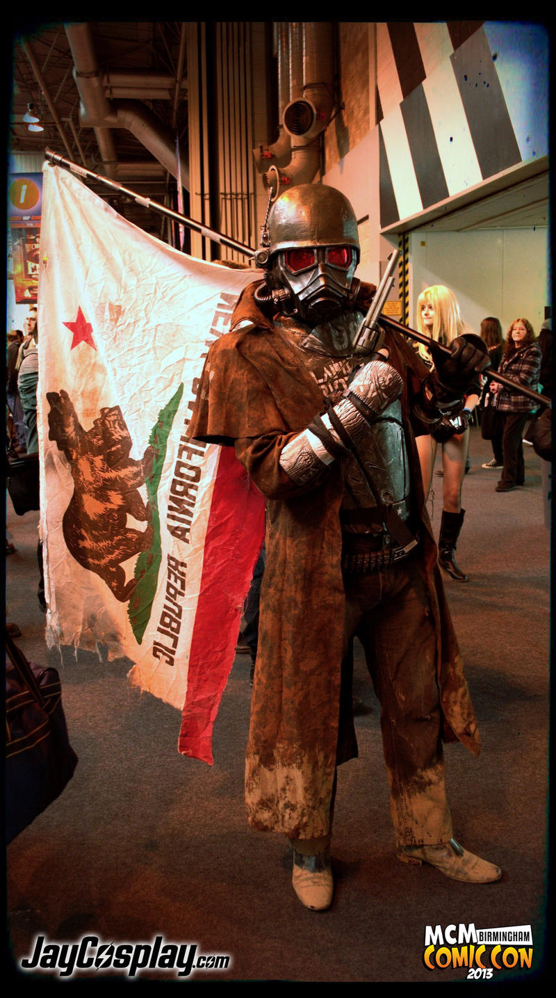 NCR Veteran Ranger 2013 #03 - MCM Expo Birmingham by JayCosplay
